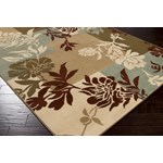 "Surya Paramount Praline (PAR-1034) Rectangle 2'0"" x 3'0"""
