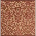 "Surya Portera Brown Sugar (PRT-1018) Square 7'6"" x 7'6"""