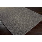 "Surya Shimmer Flint Gray (SHI-5010) Rectangle 2'0"" x 3'0"""