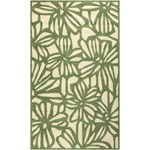 "Surya Storm Spruce Green (SOM-7735) Rectangle 5'0"" x 7'6"""